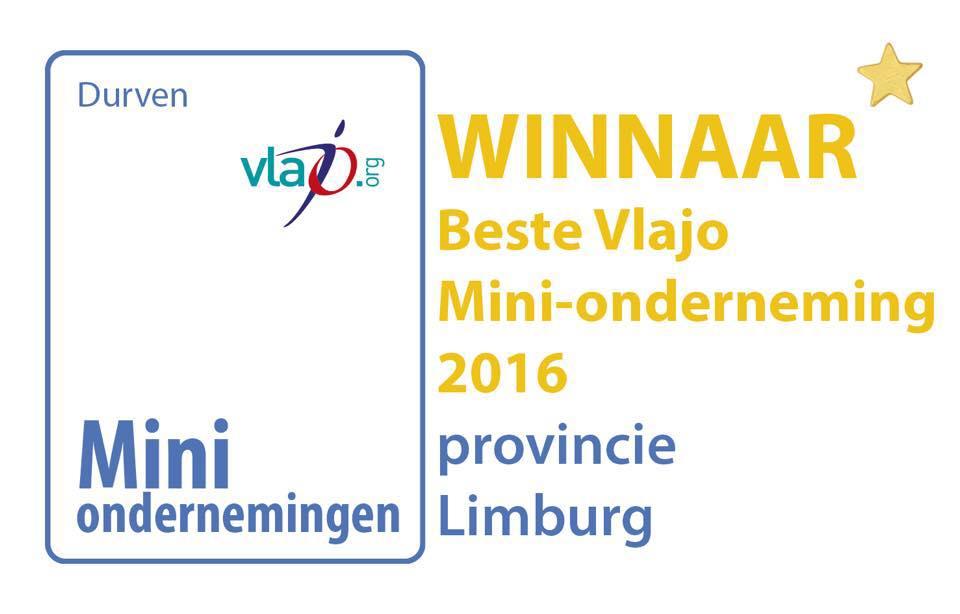 winnaar Vlajo mini-onderneming